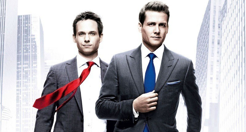 Suits na Netflix