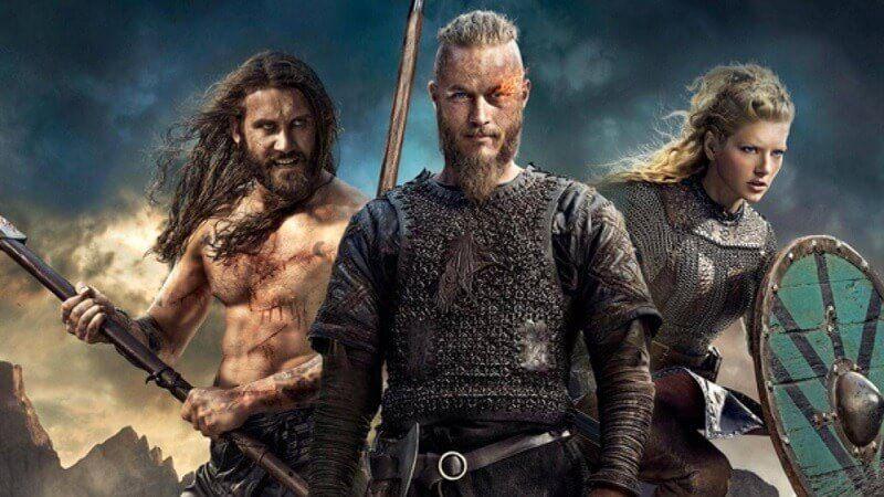 5ª Temporada de Vikings tem data de estreia confirmada