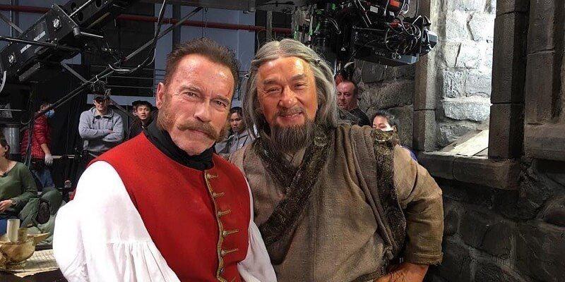 , Journey to China | Filme com Jackie Chan e Arnold Schwarzenegger ganha trailer
