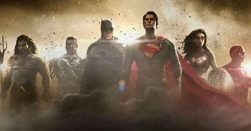 Liga da Justiça 2 fica de fora do calendário da Warner até 2019