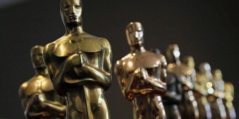 Foto estatueta do Oscar