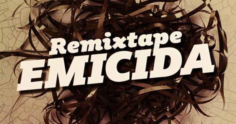 Remixtape Emicida antecipou os protagonistas do rap nacional de 2018