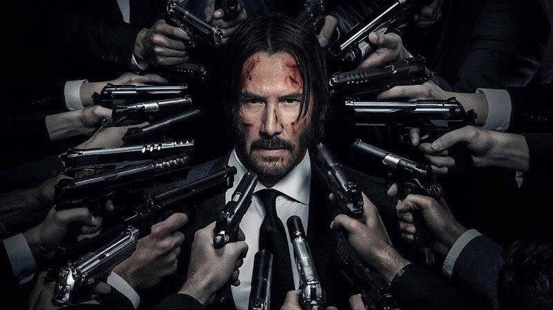 Cartaz do filme John Wick 2 Um Novo Dia Para Matar - O Filme