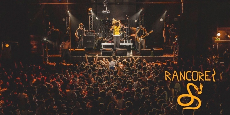 "Rancore, Rancore libera show de DVD ""Ao Vivo"" completo no Youtube"