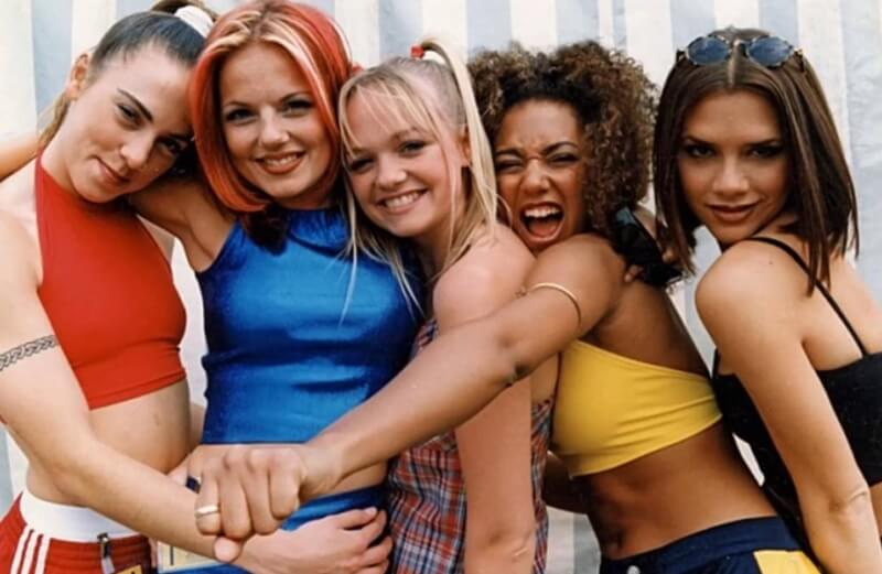 , Ícones de uma geração, Spice Girls serão super-heroínas em filme de animação