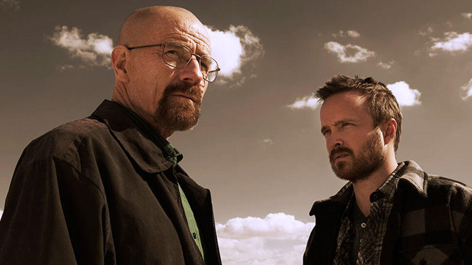 Cena da série Breaking Bad