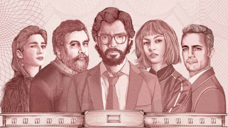 , La Casa de Papel | Netflix desmente produção de 3ª temporada
