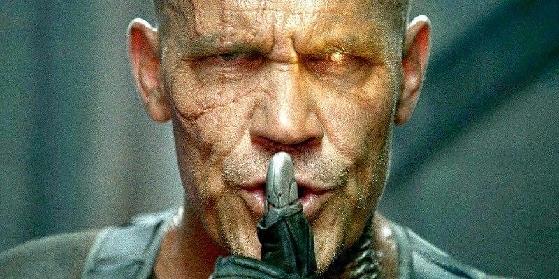 Cable em Deadpool 2