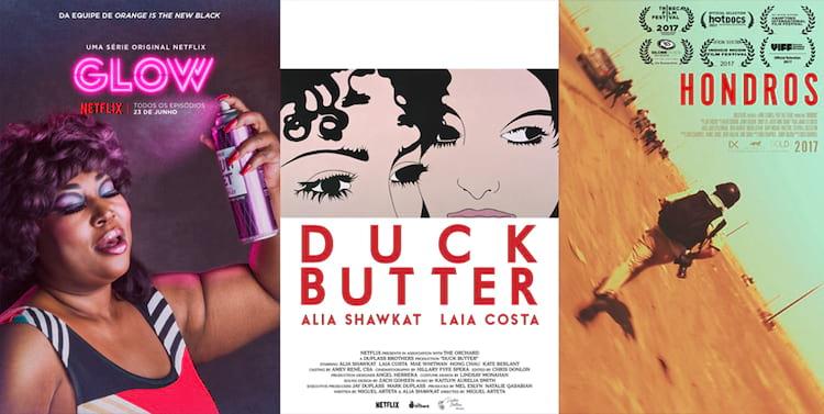 Filmes que são Lançamentos da Netflix entre 24/06 a 01/07