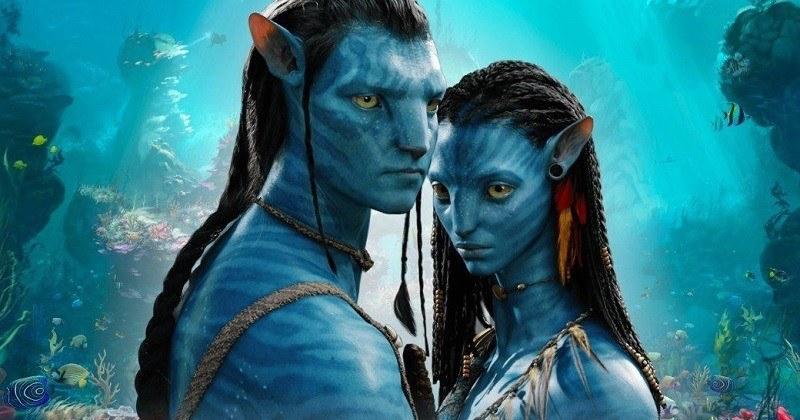 Elenco de Avatar caracterizado