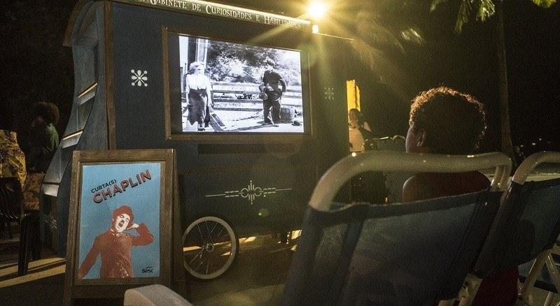 Curtas de Charles Chaplin