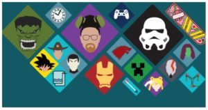 Clube de decoração oferece produtos geeks exclusivos em box misterioso