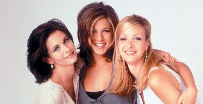 Personagens da série Friends