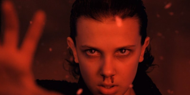 Millie Bobby Brown - Eleven em Stranger Things