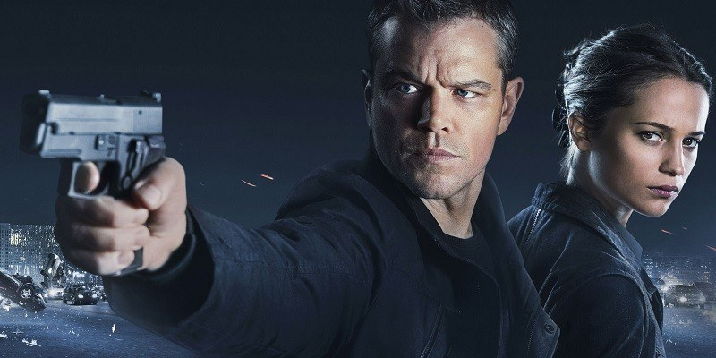 Cartaz do filme Jason Bourne