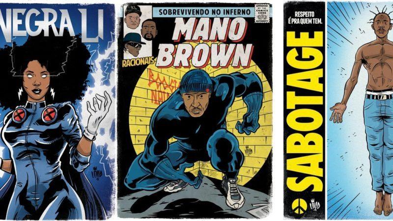 Rap em Quadrinhos