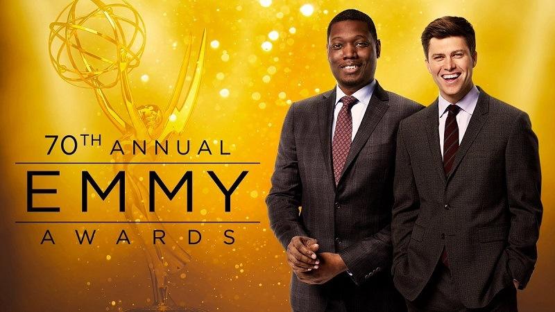Apresentadores do Emmy