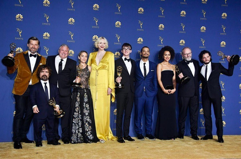 Emmy Game of Thrones