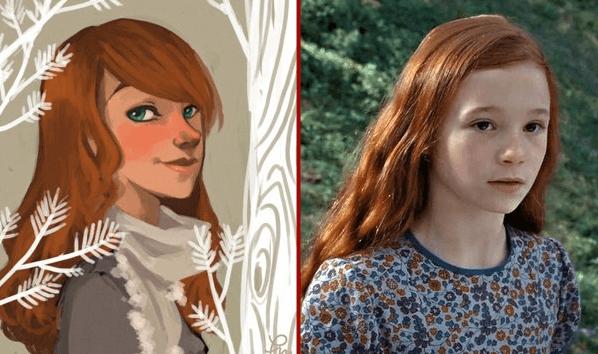 Como J.K. Rowling imagina os personagens de Harry Potter