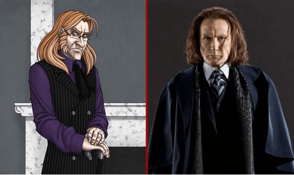 , Como J.K. Rowling imagina os personagens de Harry Potter