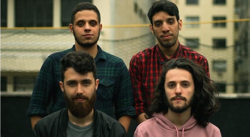 Elucubro faz rock alternativo introspectivo e poético em EP de estreia, Naufrágio