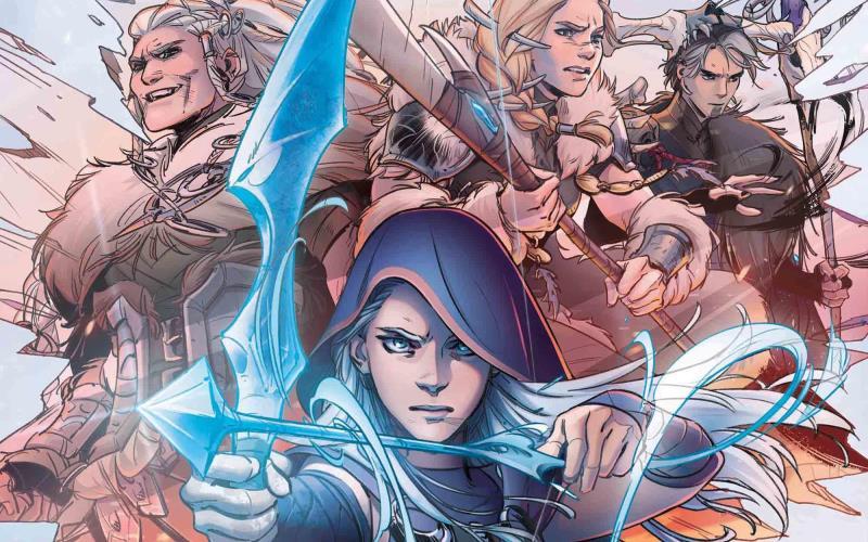 Marvel lançará HQ baseada em League of Legends