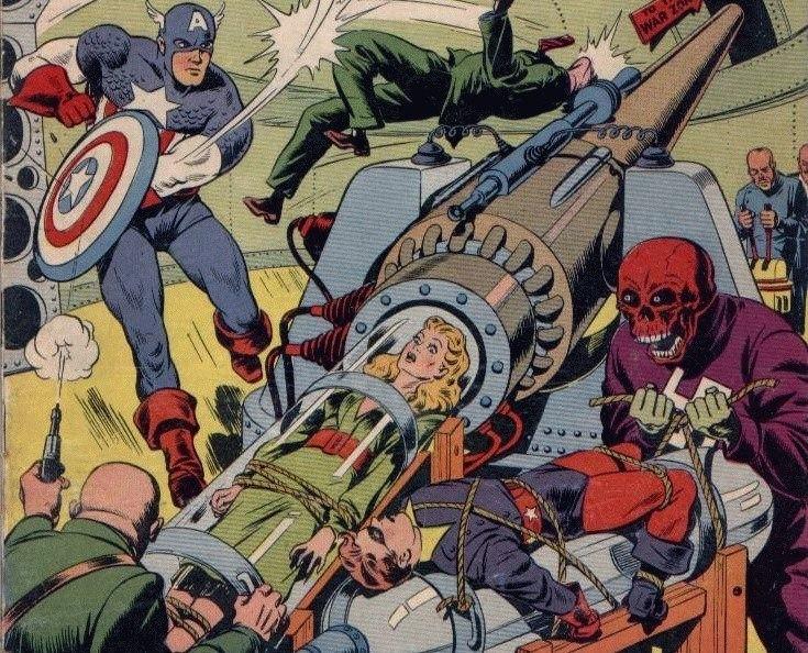1º quadrinhos de Stan Lee