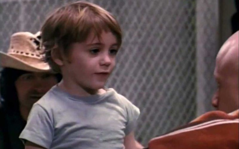 Robert Downey Jr Criança
