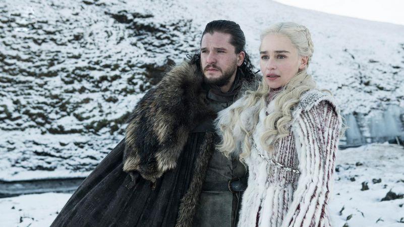 Cena da oitava temporada de Game of Thrones