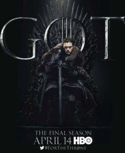 , Game of Thrones   Confira tudo sobre a 8ª Temporada da série