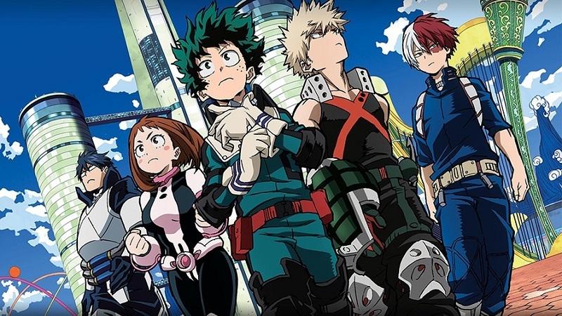 My Hero Academia apresenta próximo arco do anime em trailer inédito