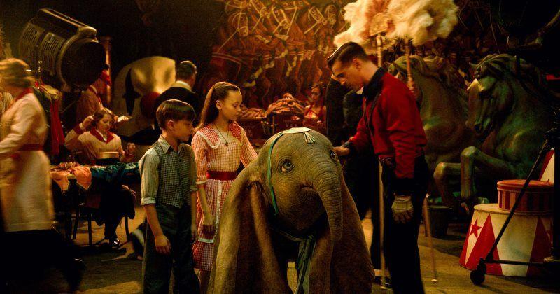 Dumbo | Um filme mágico e encantador