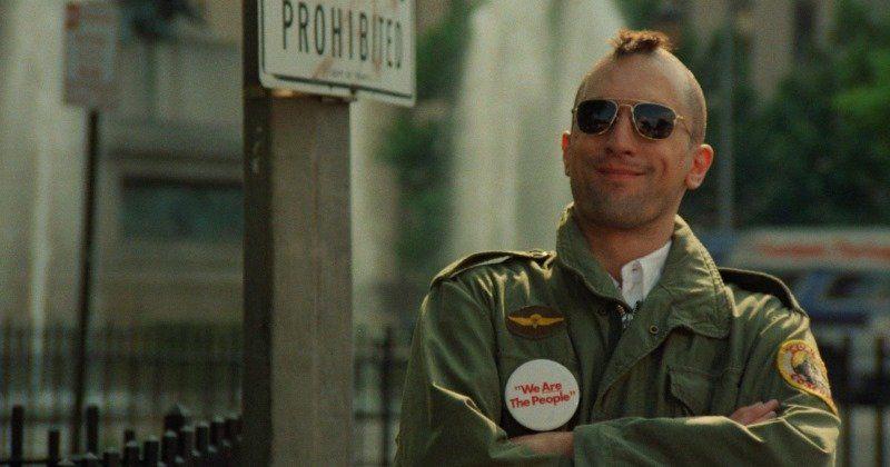 Taxi Driver de 1976 por Martin Scorsese