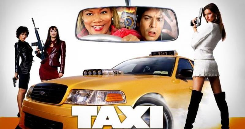 Cartaz do filme Táxi - O Filme