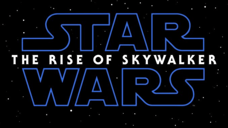 Star Wars: The Rise of Skywalker Poster Oficial