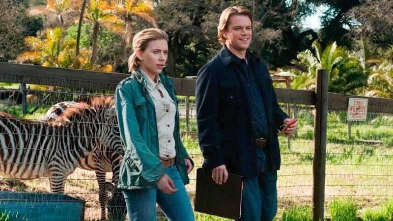 Cartaz do filme Compramos um Zoológico - O Filme