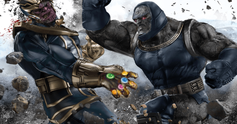 HQ's   Quais heróis foram copiados entre DC e Marvel?