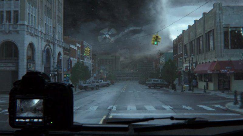 , No Olho do Tornado será exibido hoje (19/05) na Temperatura Máxima