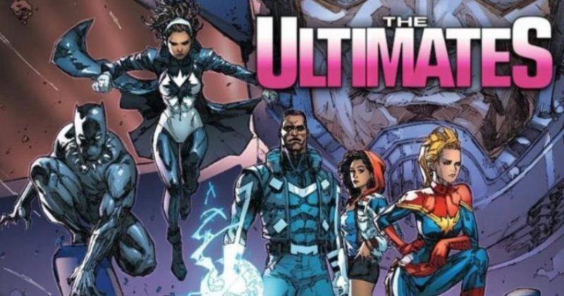 Os Supremos com Capitã Marvel e Pantera Negra é cogitado pela Marvel