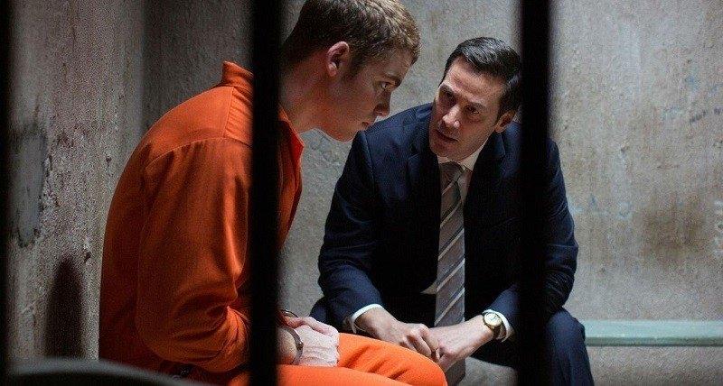 Cena do filme Versões de um crime