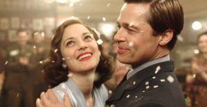 Cena do filme Aliados