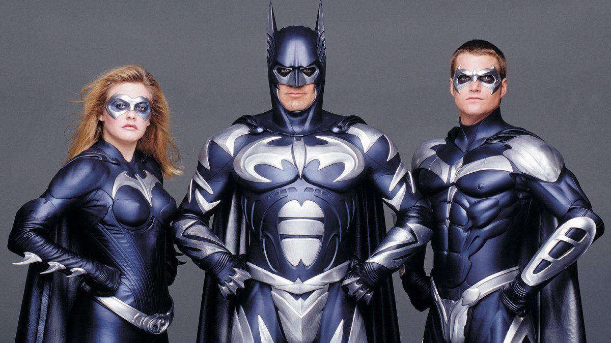 Batman e Robin um dos piores filmes do mundo