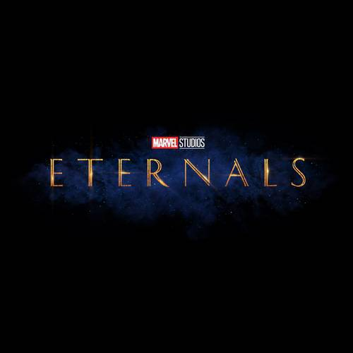 Logo do filme Os Eternos