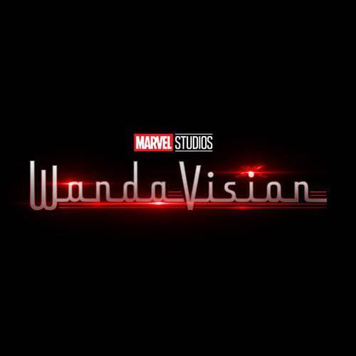 Logo da série Wandavision