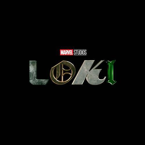 Logo da série Loki