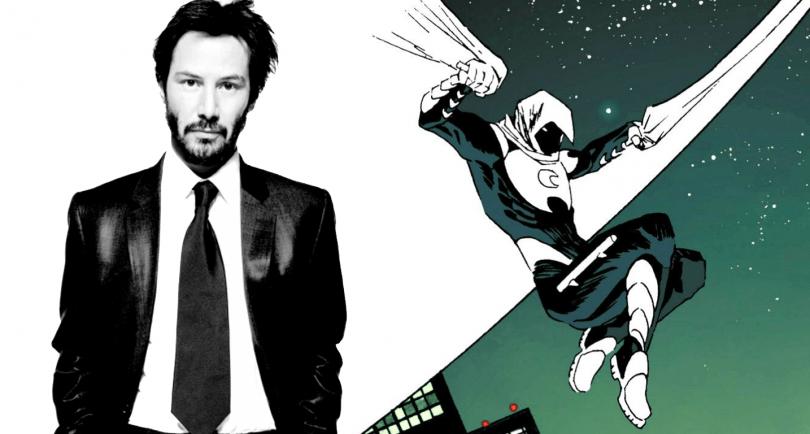 Para Irmãos Russo, Keanu Reeves deveria ser o Cavaleiro da Lua no MCU