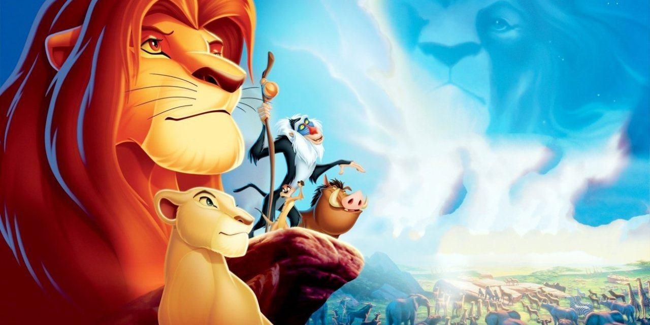 Cartaz do filme O Rei Leão - O Filme