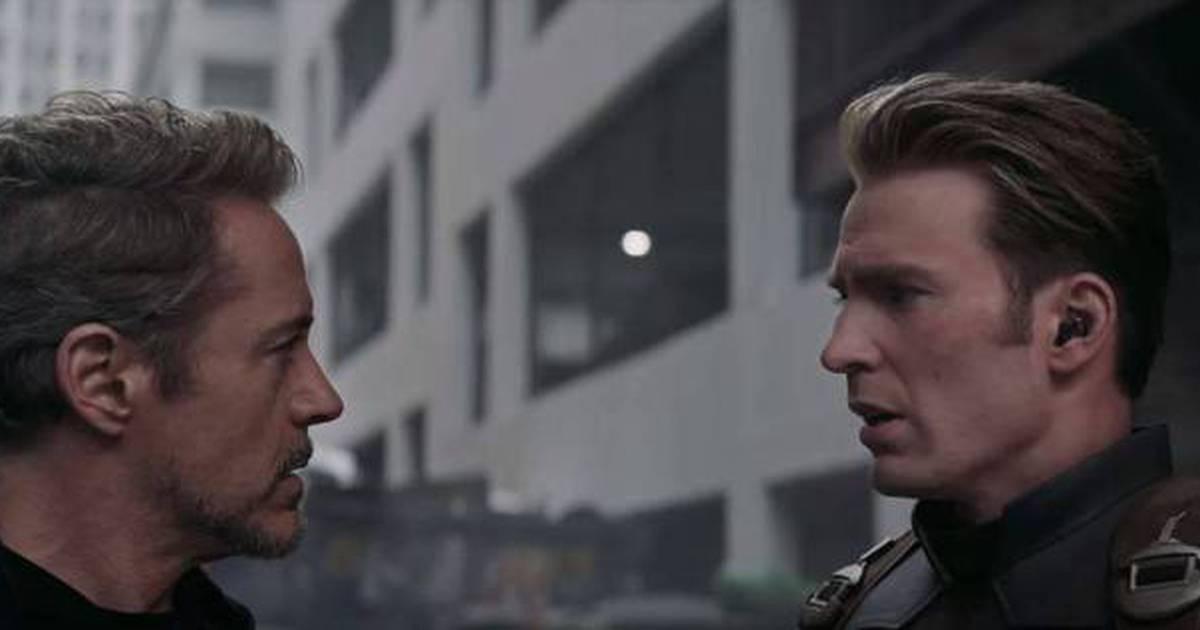 E se Steve Rogers virasse o Homem de Ferro?