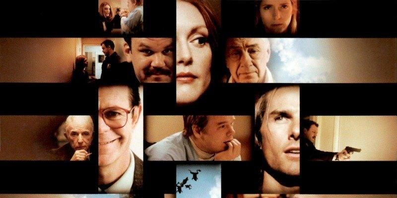 Cartaz do filme Magnolia - O Filme