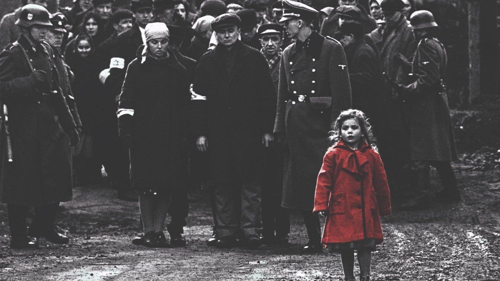 Cartaz do filme A Lista de Schindler - O Filme